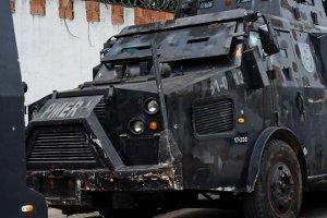 The Caveirão, BOPE's armored vehicle