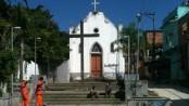 A square on Morro da Providência