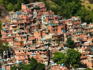 Rocinha in 1990