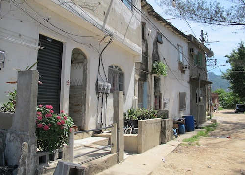 Casas na Vila Autódromo