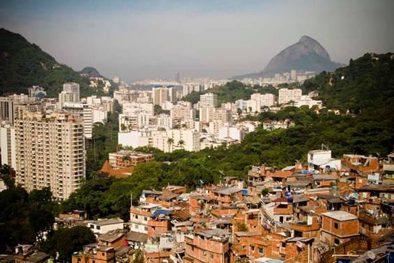In Rio, removals prior to sporting mega-events. Photo: Francisco César