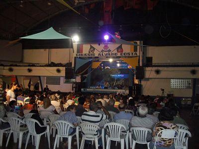 TransOlímpica meeting, Taquara