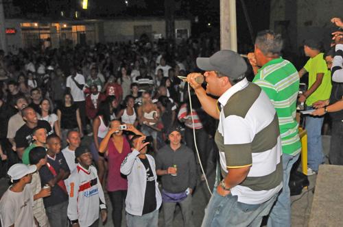Baile Funk in Ladeira dos Tabajaras