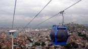 Residents criticize the Alemão cable car