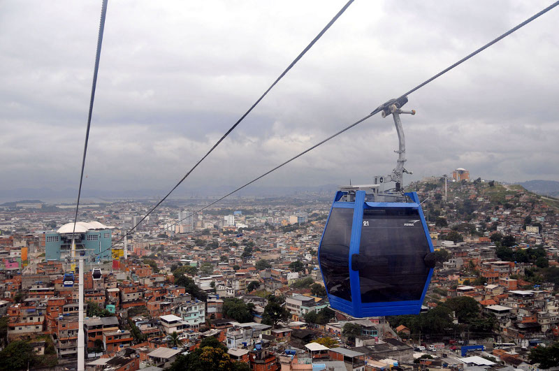 Rocinha And Alem 227 O Plan To Sue The State Over Cable Car