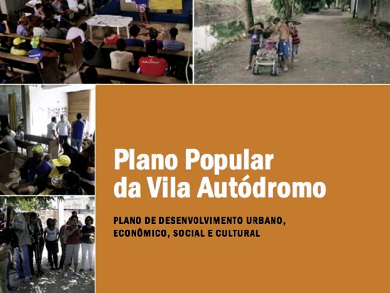 The Vila Autódromo People's Plan