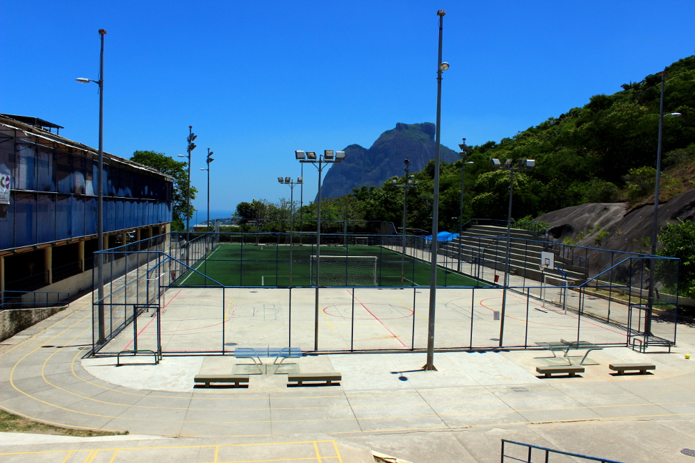 Vila Olimpica in Vidigal Photo by Patrick Isensee