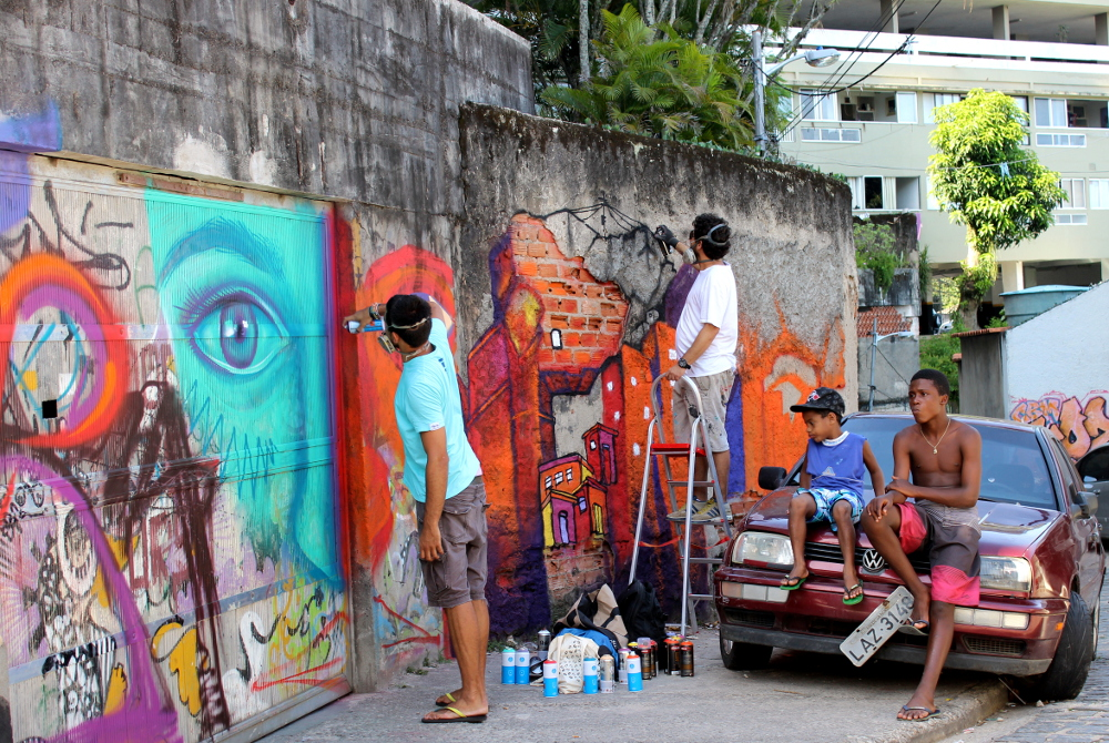 Local Graffiti Photo by Patrick Isensee