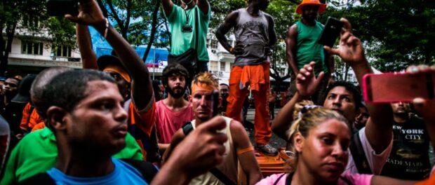 Photo by Mídia NINJA