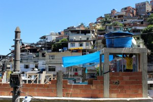 Favela construction