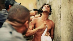 "DG in the 2013 short ""Made in Brazil"" in which he played someone who dies at the hands of police"