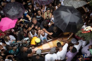 DG's funeral was held on Thursday April 24