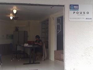 The POUSO in Santa Marta