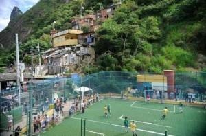 The first People's Cup 2014 event in Santa Marta. Photo by Fernando Frazão/Agência Brasil