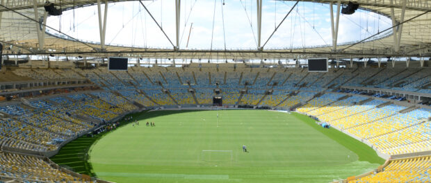 Maracanã post-renovations. Photo by Marcelo Santos/ GERJ