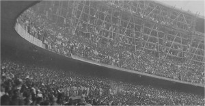 The Maracanã was a packed, democratic space