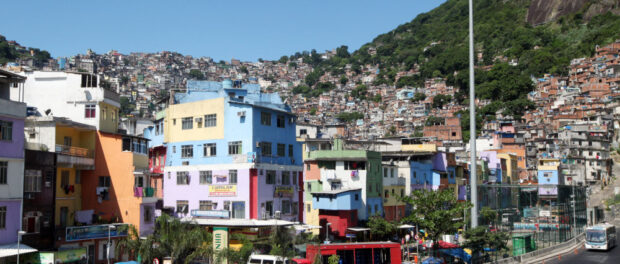 Rocinha. Photo by Rogerio Santana/GERJ