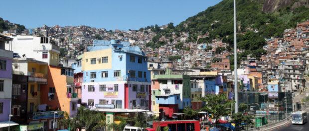ABC took a tour of Rocinha. Photo by Rogerio Santana/GERJ
