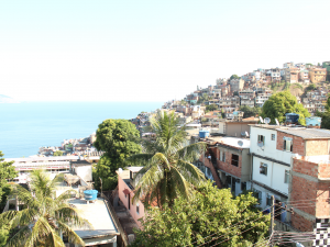 A View From Vidigal