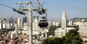 Providência's new cable car