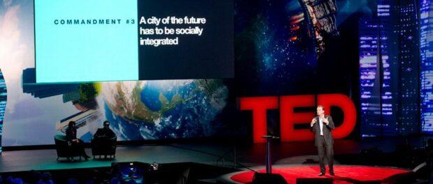 Mayor Eduardo Paes TED talk