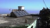 Solar panels in Vale Encantado