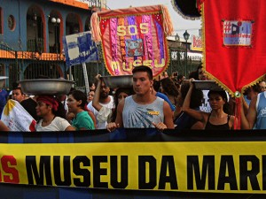 Banners (Museu da Maré March)
