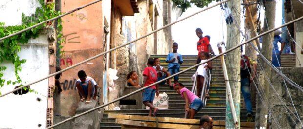 Providencia steps