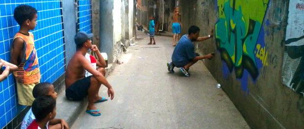 BoreArt Graffiti Workshops