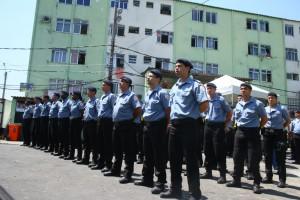 UPP police in Batan