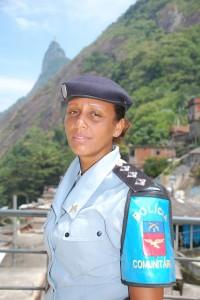 Priscila de Oliveira Azeveda in Santa Marta