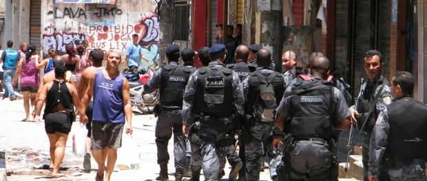 Police occupy Complexo do Alemão