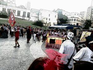 Political Carnival in Centro