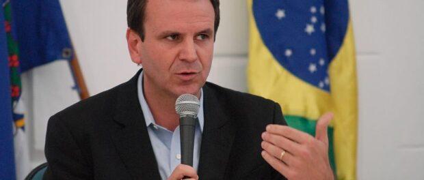 Rio de Janeiro Mayor Eduardo Paes