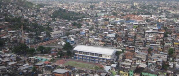 Vila Olímpica Carlos Castilho in Complexo do Alemão