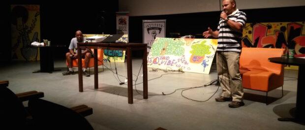 "Careca Artes and Antônio Soares discuss ""Teto Verde Favela"""