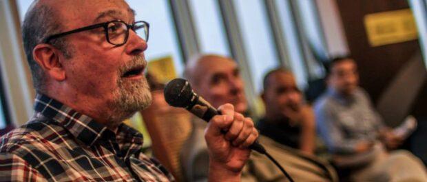 Luiz Eduardo Soares discusses human rights