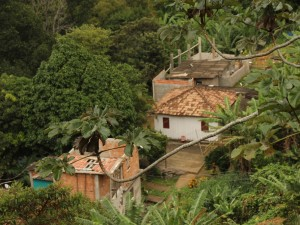 Vale Encantado, tucked in the Tijuca Forest