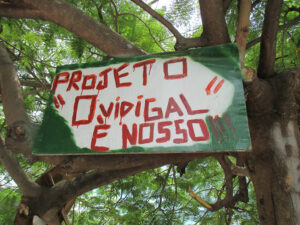 "Project ""Vidigal is ours!"""