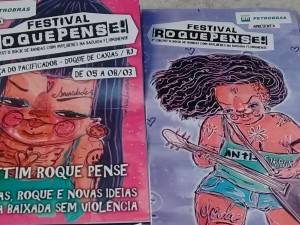 Roque Pense! Pamphlets