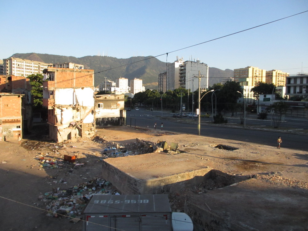 Recent demolitions took place on June 28