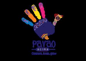 Pavao Acima Logo. Design by Marcia Macedo