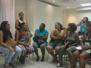 Women Complexo do Alemao