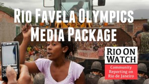 Favela Olympics Media Package