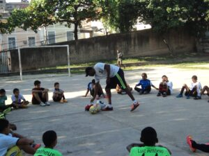 6 de Maio sports project in Cascadura