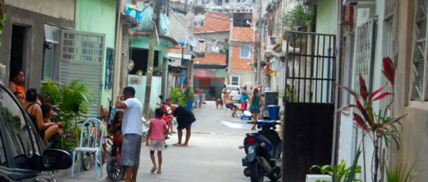 A street in Asa Branca