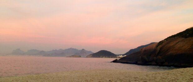 Beach Praia do Sossego