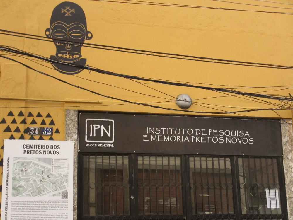 Instituto Pretos Novos