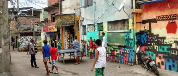 Mariluce's street art