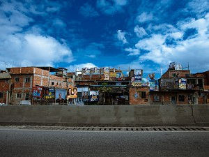 The favela and the Olympics